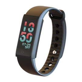 F600 Fitness Tracker Heart Rate Monitor Call Reminder Smart Band