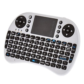 2.4G Wireless 92 Keys Keyboard with Touchpad