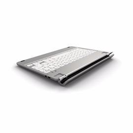 For IPAD pro 9.7''/IPad AIR 2 Wireless Built-in Bluetooth 3.0 ABS Keyboard Case