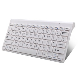 MLD-168 Bluetooth Keyboard with 78 Keys 2.4GHz Wireless Keyboard
