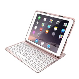 F6S PRO Wireless Keyboard with Protective Caes for IPad Pro 9.7/IPad Air 2