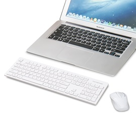 G4000 Bluetooth Keyboard & Mouse Combo Waterproof