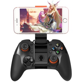 RKGAME 4 Support Vibration Function with 16 Keys Bluetooth 4.0 Games Handle