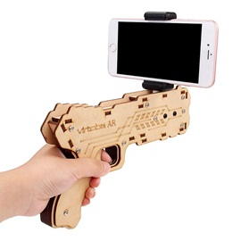 Hello AR Game Handle Gun,Wireless Bluetooth Augmented Reality Game Controller for iPhone Android Samsung LG