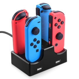 Switch Portable Gamepad Handle Charging