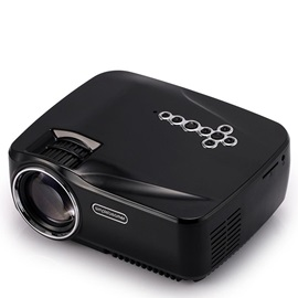 GP70 Pro Portable Projector 1080P Android Support WiFi/Bluetooth Connection 100-inch Screen Home Multimedia Projector
