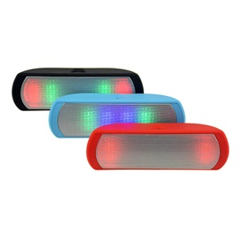 HY-BT802L Cycle of Colorful LED Light Speaker