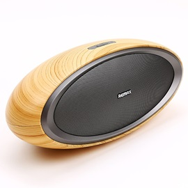 REMAX H7 Wooden HD Stereo Portable Bluetooth Speaker