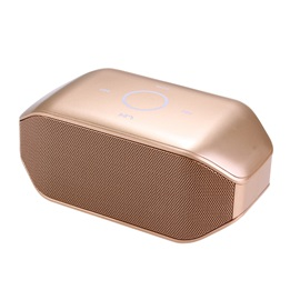 Q8 Mini Portable Speaker with Touch Screen Support Hand-free