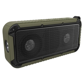 NEWBEE S1 Wireless Speaker CSR 4.0 Defensive Bluetooth Speaker with LED FLashlight Function for Outdoor Sports