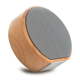 A60 Retro Woodgrain Audio Bluetooth Speaker Mini Bass