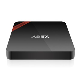A95X Smart TV Box Amlogic S905X Quad Core 2GB+8GB Android 4K WiFi Media Player