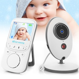 VB605 Wireless Ip Camera Wifi Home Security & Baby Surveillance Kits Nightvision