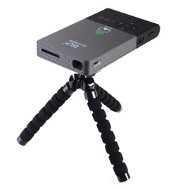 Mini Pocket Projector HD 1080P RAM 1G ROM 16G WiFi Android Portable Micro Multimedia Projector