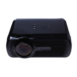 BL80 Mini Portable Projector LED Home Cinema Support Window OS