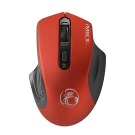 IMICE E-1800 1600dpi 4 Keys Ergonomics Gaming Mouse