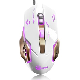 G502 USB Wired Mouse,Gaming Mechanical Mouse for Laptop/Desktop