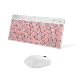 MOTOSPEED G3000 Wireless Keyboard and Mouse Kit for Laptop/Desktop