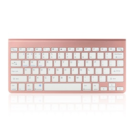 K108-JDB Ultra-thin Bluetooth Keyboard with 78 Keys