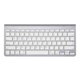 QIANYE B003 Ultra-thin Wireless Bluetooth Keyboard with 78 Keys for Tablets/Phones