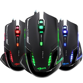 ELUE M600 Gaming Mouse with 6 Buttons