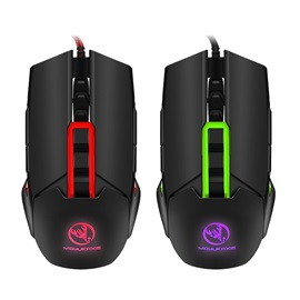 MOYUKAXIE S400 Games Mouse 3200 Dpi with 9-button & Backlit