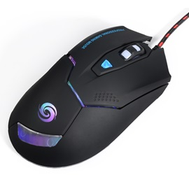 K1020 USB Gaming Mouse 3200DPI Optical Mice for PC