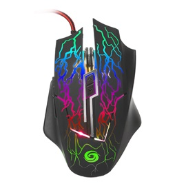K1022 USB Gaming Mouse Support Backlight for PC/Laptop
