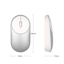 Mini Wireless Bluetooth Mouse for Office/Home/Business
