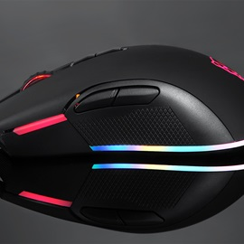 MOTOSPEED V70 Wired Mouse with 7-button & RGB Backlit