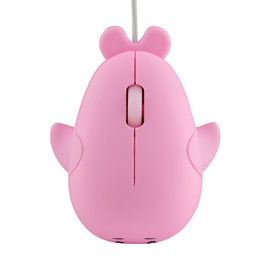 CM0071 Cute Style Wired Mouse with 3-button