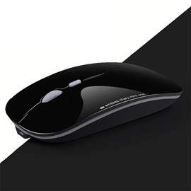 Cute Wireless Mouse,Ultra Thin Bluetooth Mouse for Office/Gaming/Home