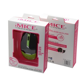 IMICE E-2330 Wireless Mouse with Nano USB Receiver