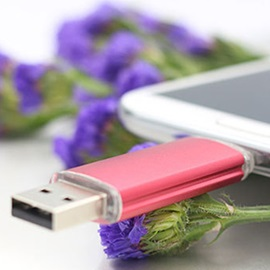 32GB Waterproof Backup Confidential Mini USB2.0 USB Flash Drives