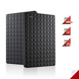 Seagate Expansion 500GB/1TB/2TB High Speed Portable External Hard Drive USB 3.0