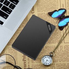 Portable External Hard Drive USB 3.0 with Different Storage from 40GB to 2TB