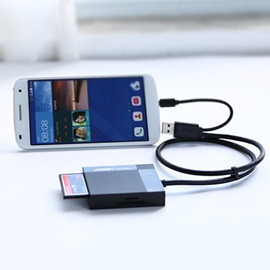Ugreen All in 1 USB 3.0 Smart Card Reader Flash Multi Memory Card Reader