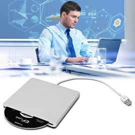 USB 2.0 External DVD Drive Desktop & Notebook External Optical Drive