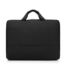 Solid Colors Nylon 17.3 Inch Laptop Waterproof Tote Bag