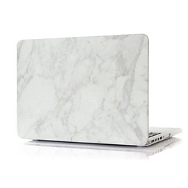 White Marble Hard Case Cover for Apple MacBook Air 11 /13