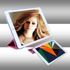 Ultra Slim Magnetic PU Leather Smart Flip Stand Cover Cases For Apple iPad