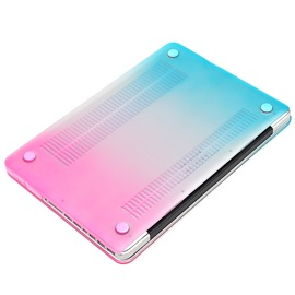 New Rainbow Laptop PC Protective Case for Macbook Pro13.3 Inch