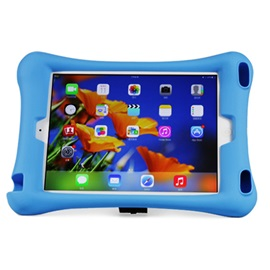 Silicone Stand Case Cover Shockproof Dustproof Protective Case for iPad Air