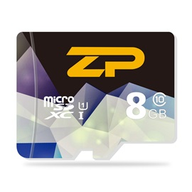 ZP Black MIcro SD/ TF Card