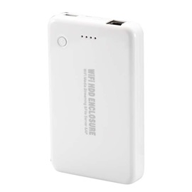 500GB/1TB Portable External Storage Hard Drive,300Mpbs Wireless Router + Wifi Reapter +Portable Powerbank