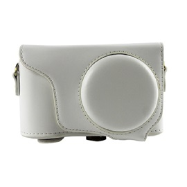 Protective PU Leather Camera case Bag for Galaxy Camera GC100 GC110 EK-GC200