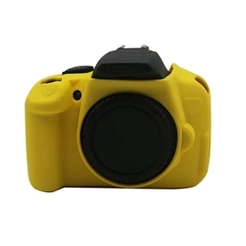 Canon Camera Case Ultra Slim Silicone Shockproof Case for Canon EOS 650D 600D 700D