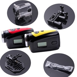 F22 Mini HD 720P Action Camera Support Waterproof