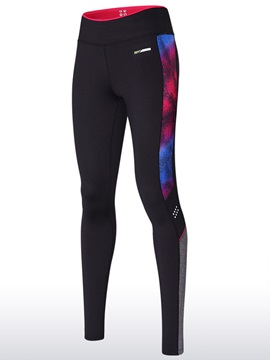 Stretchy Skinny Fit Women Yoga Fast Drying Pant