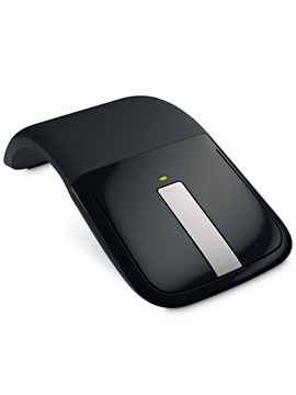 A1 Mini Flexible Ultra Bluetooth Mouse 2.4GHz Portable Wireless Mouse